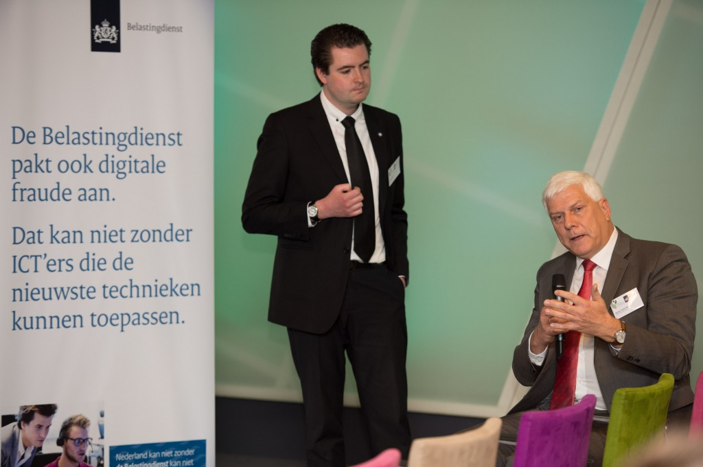 Het congres werd geopend door Jaap Verhees, voorzitter van de SMSP, en Gerben Klein-Baltink, secretaris van de Cyber Security Raad.